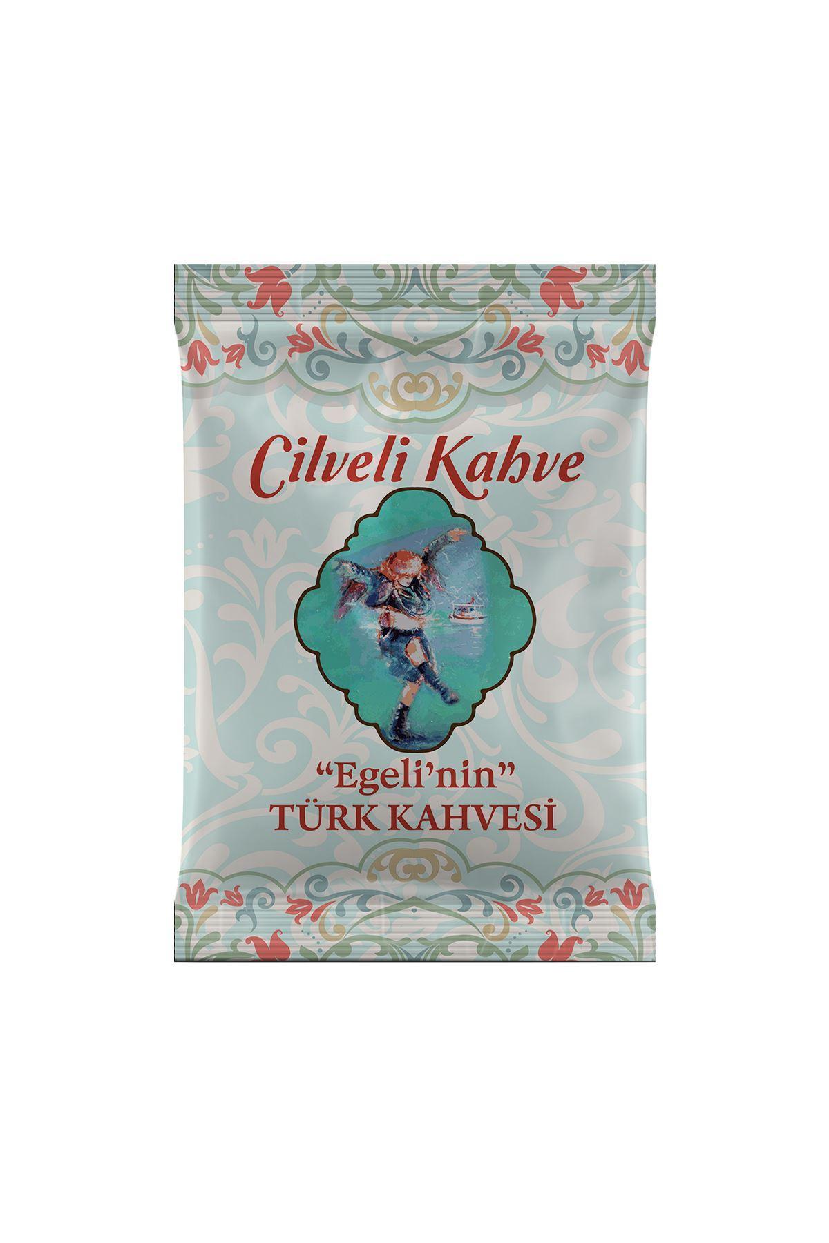 Cilveli Türk Kahvesi 100 gr. Folyo