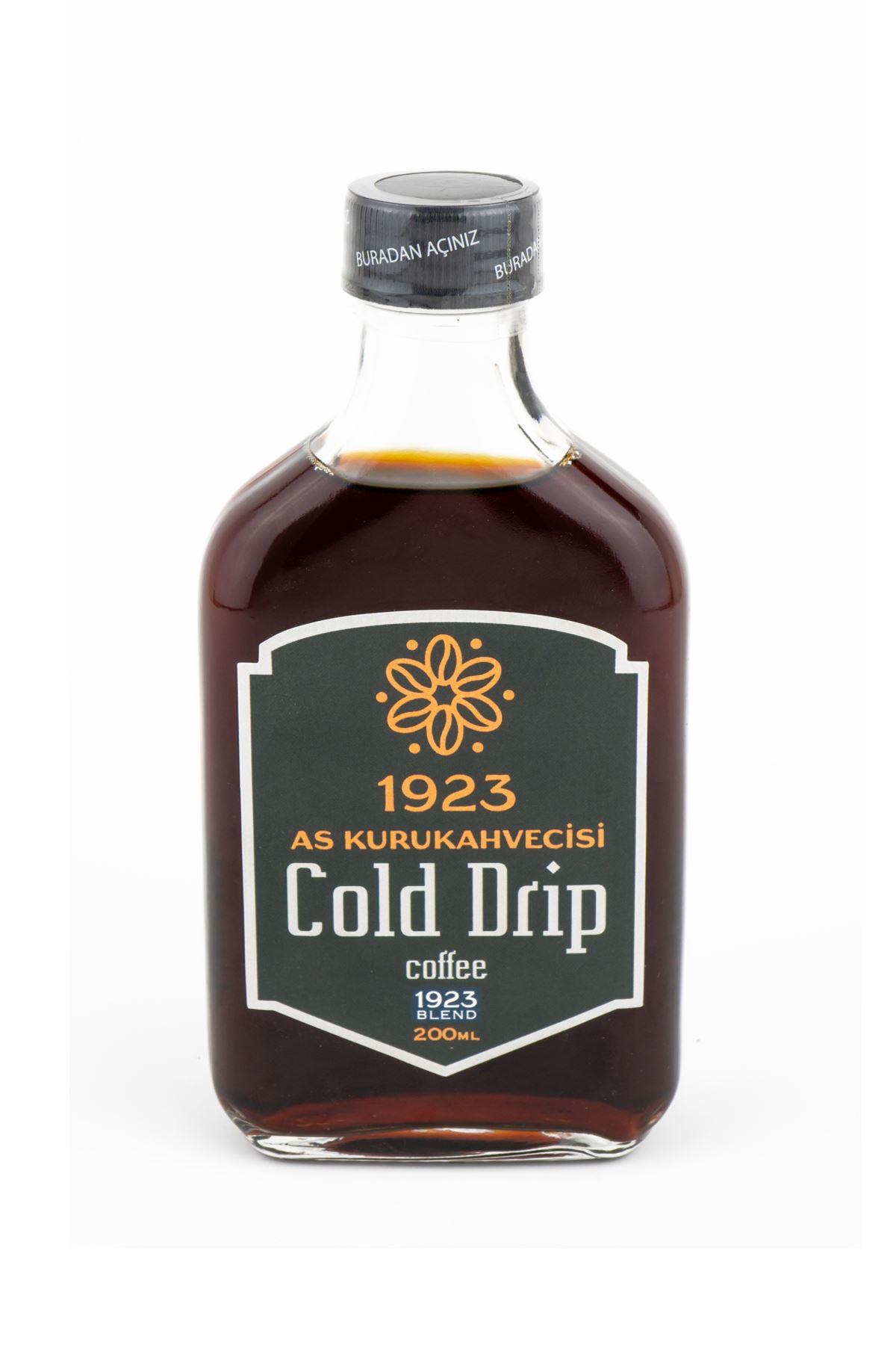 Cold Drip 200 ml. Şişe
