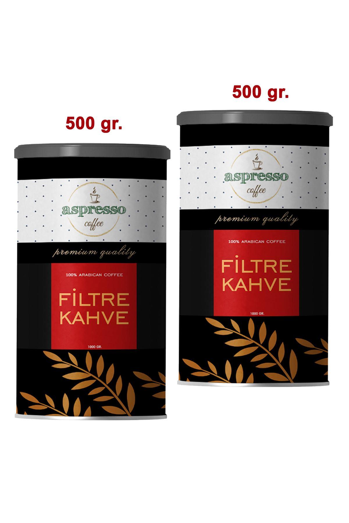 Özel Harman Filtre Kahve 2 x 500 gr.