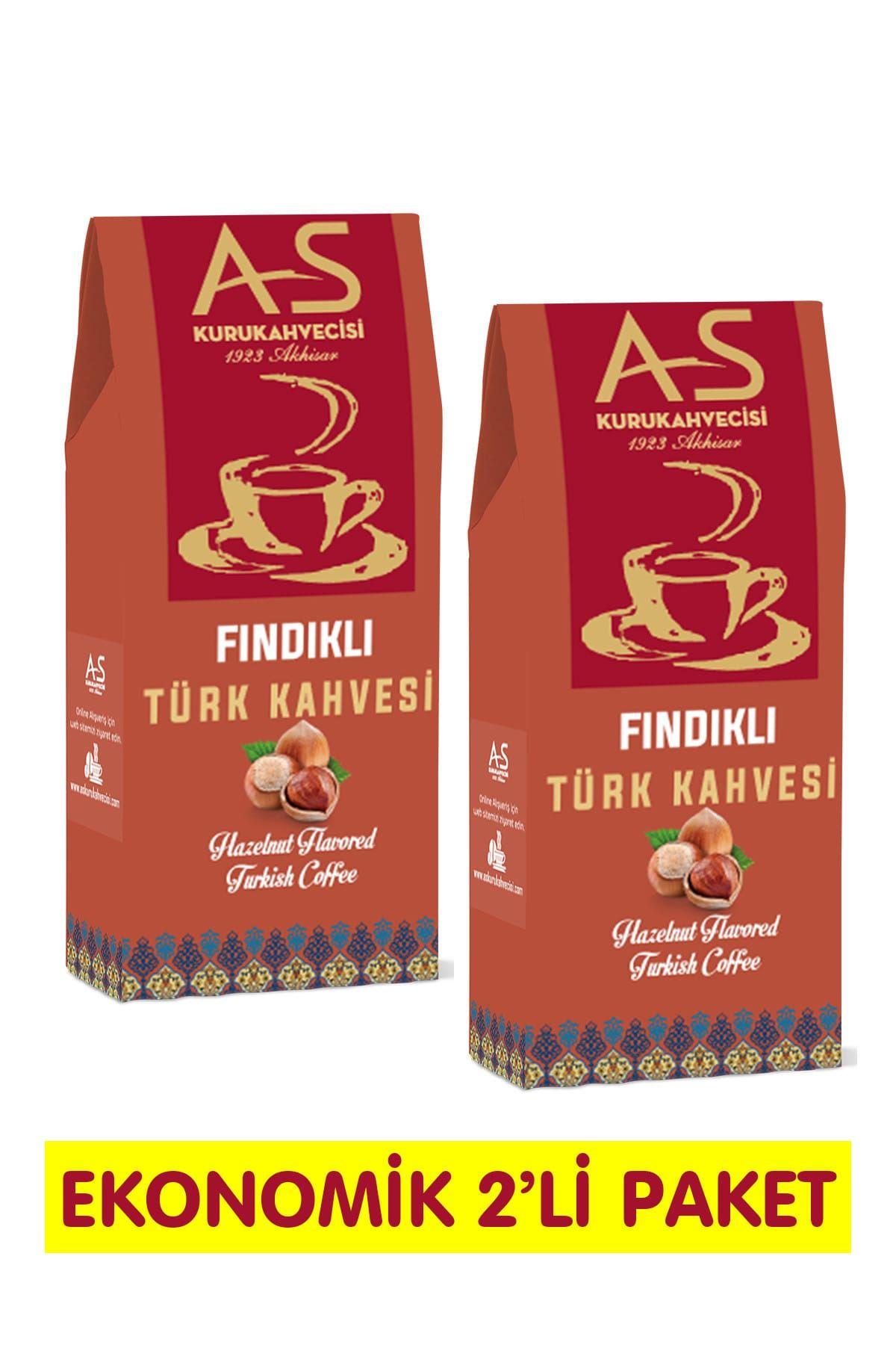 Fındıklı Türk Kahvesi 100 gr x 2 Adet