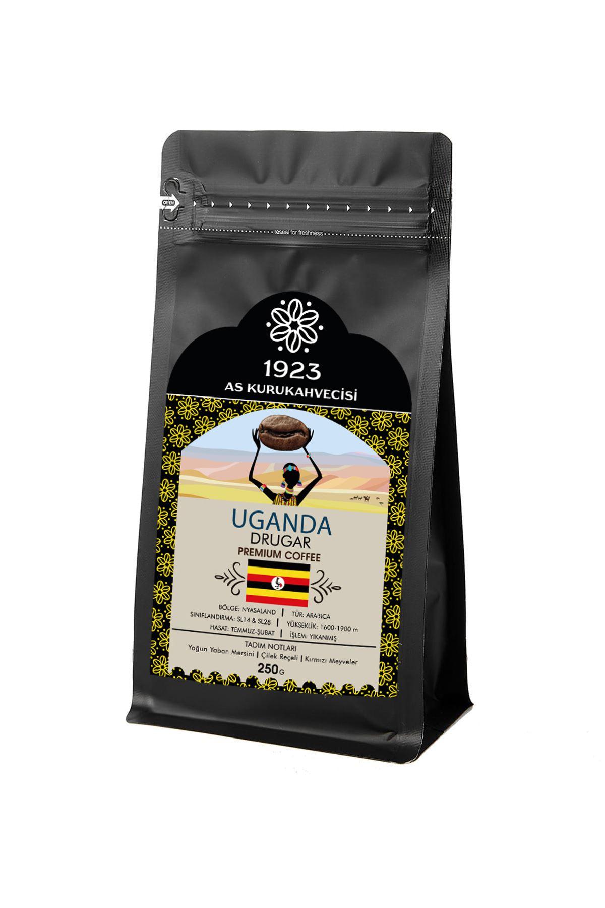Uganda Drugar Filtre Kahve 250 gr.