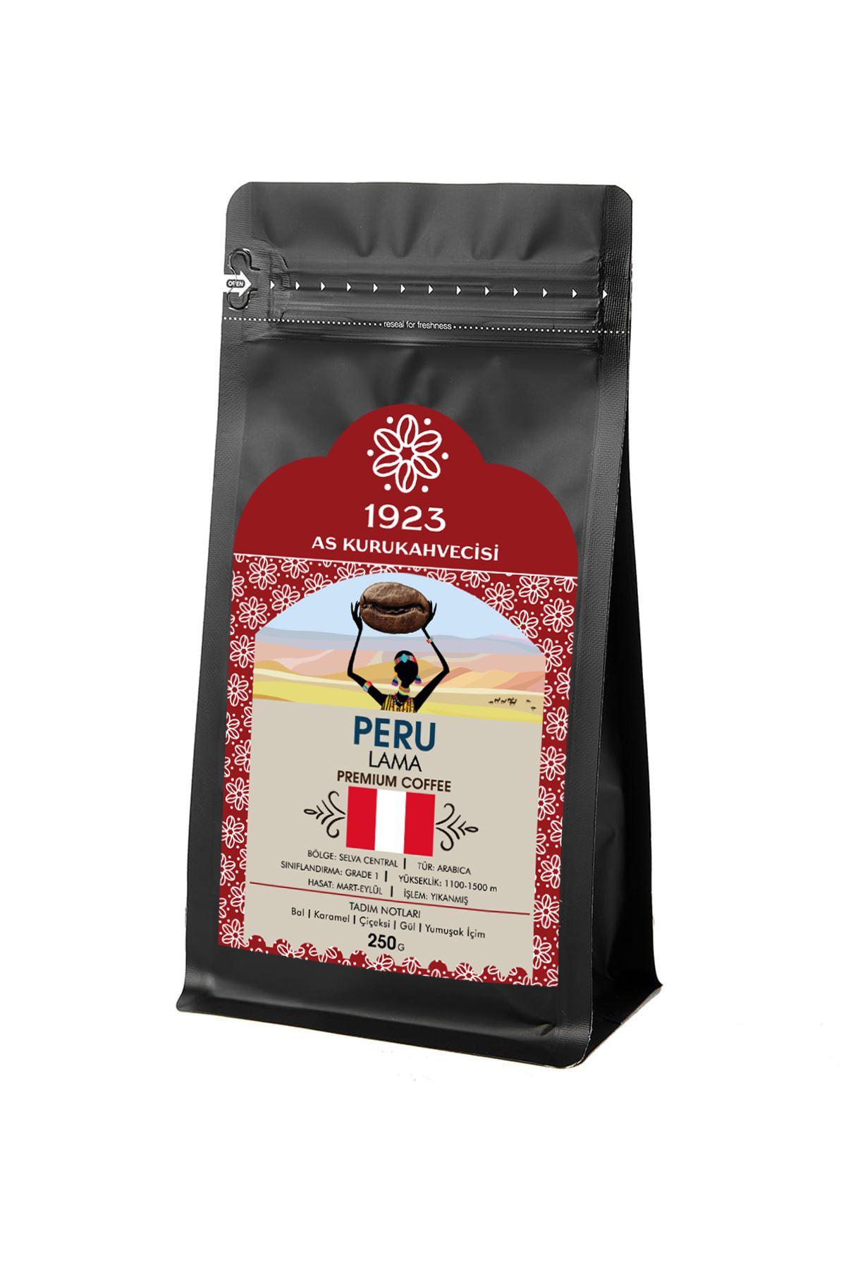 Peru Lama Filtre Kahve 250 gr.
