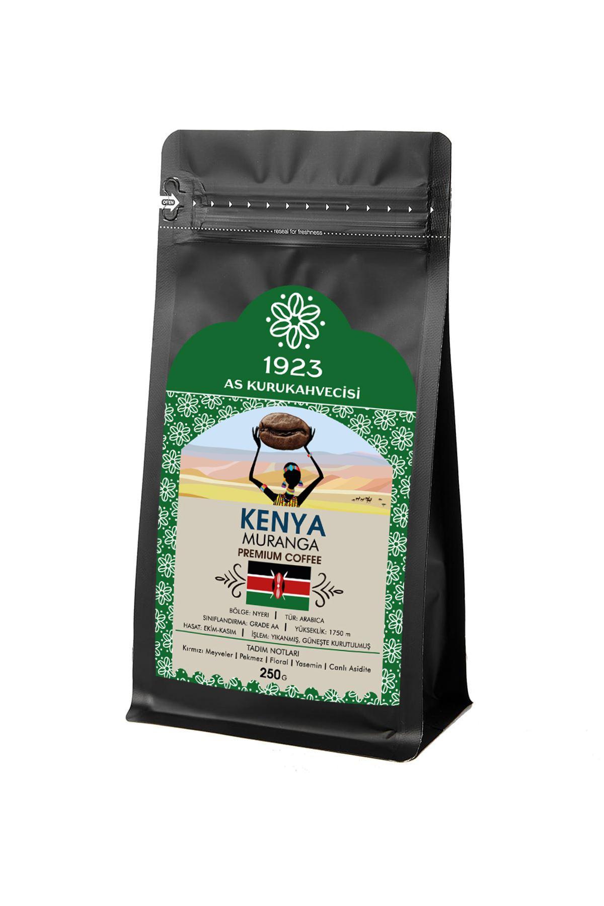 Kenya Muranga Filtre Kahve 250 gr.
