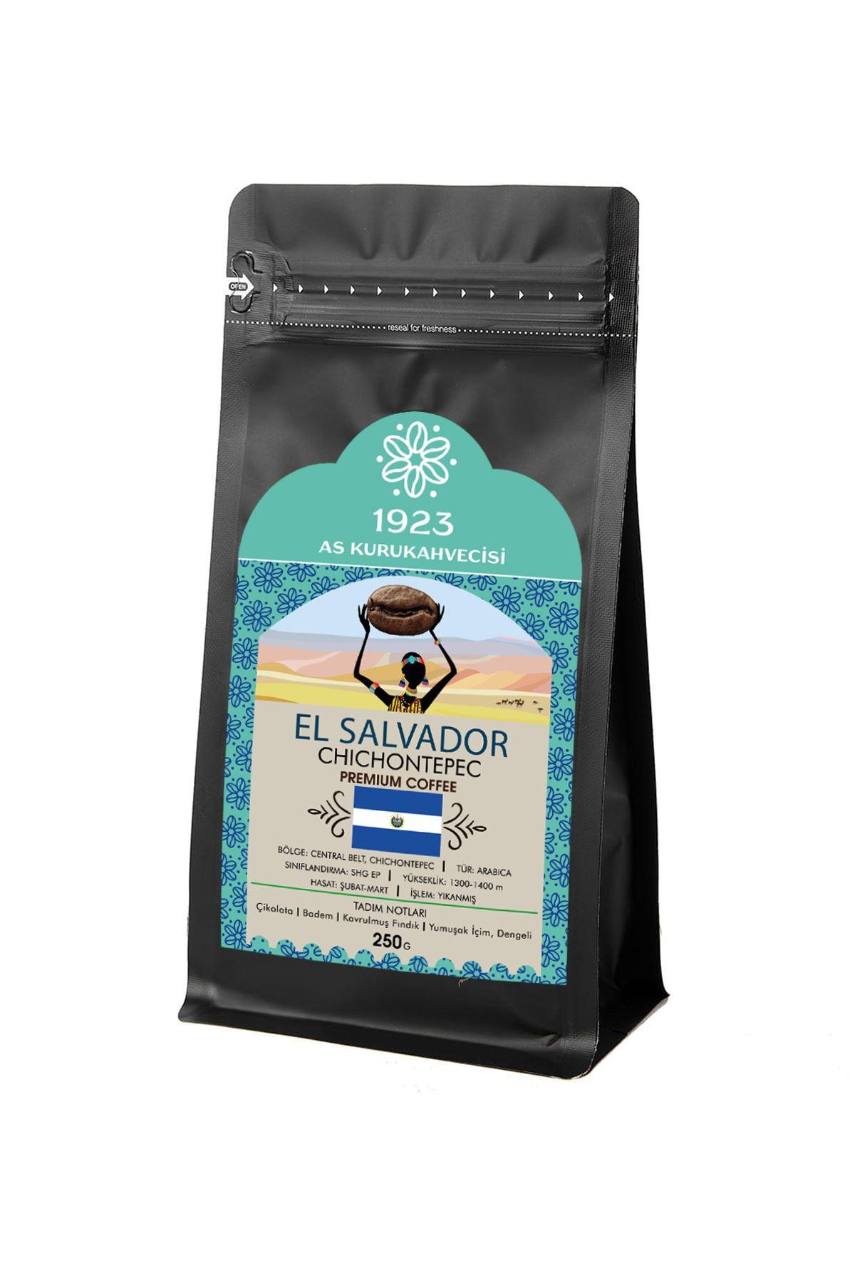 El Salvador Chichontepec Filtre Kahve 250 gr.