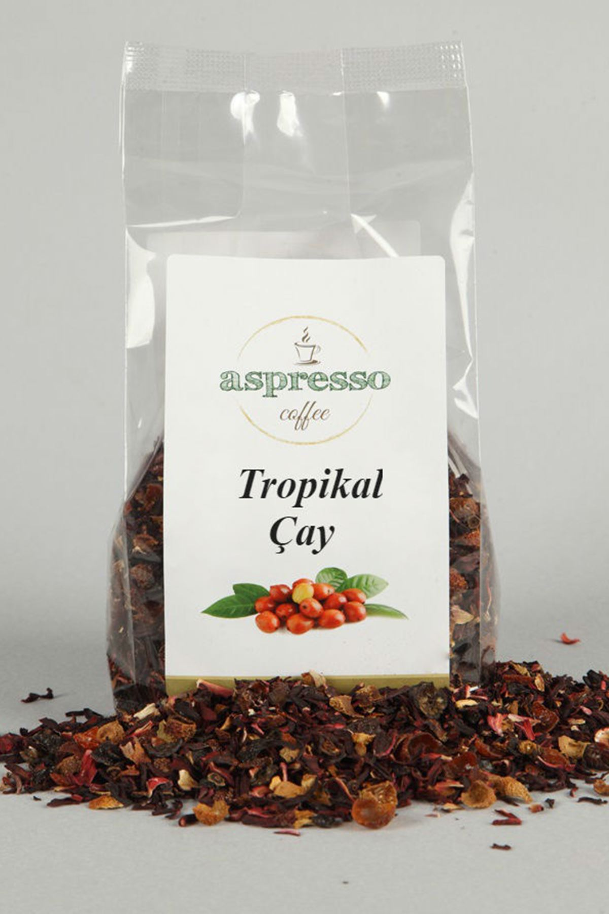Tropikal Çay 250 gr.