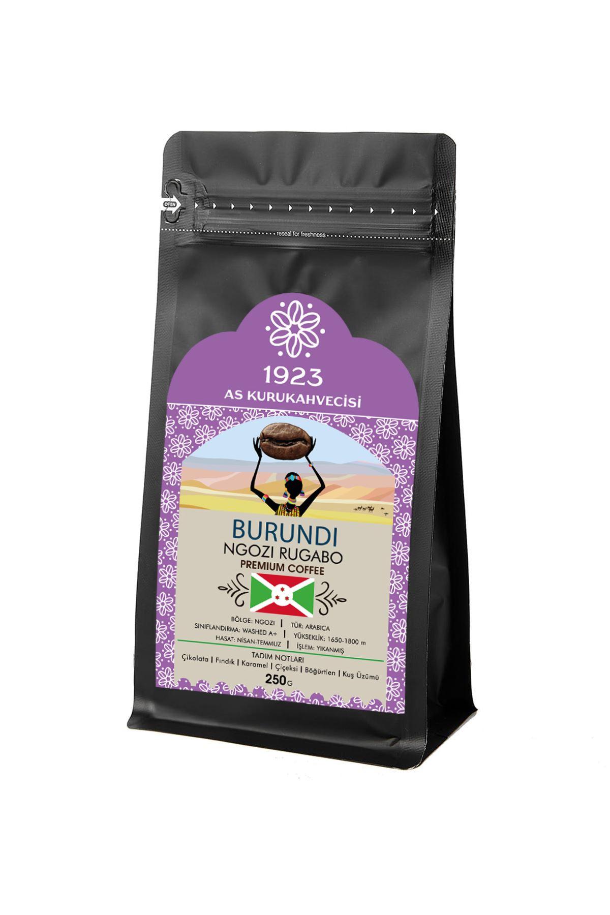 Burundi Ngozi Rugabo Filtre Kahve 250 gr.