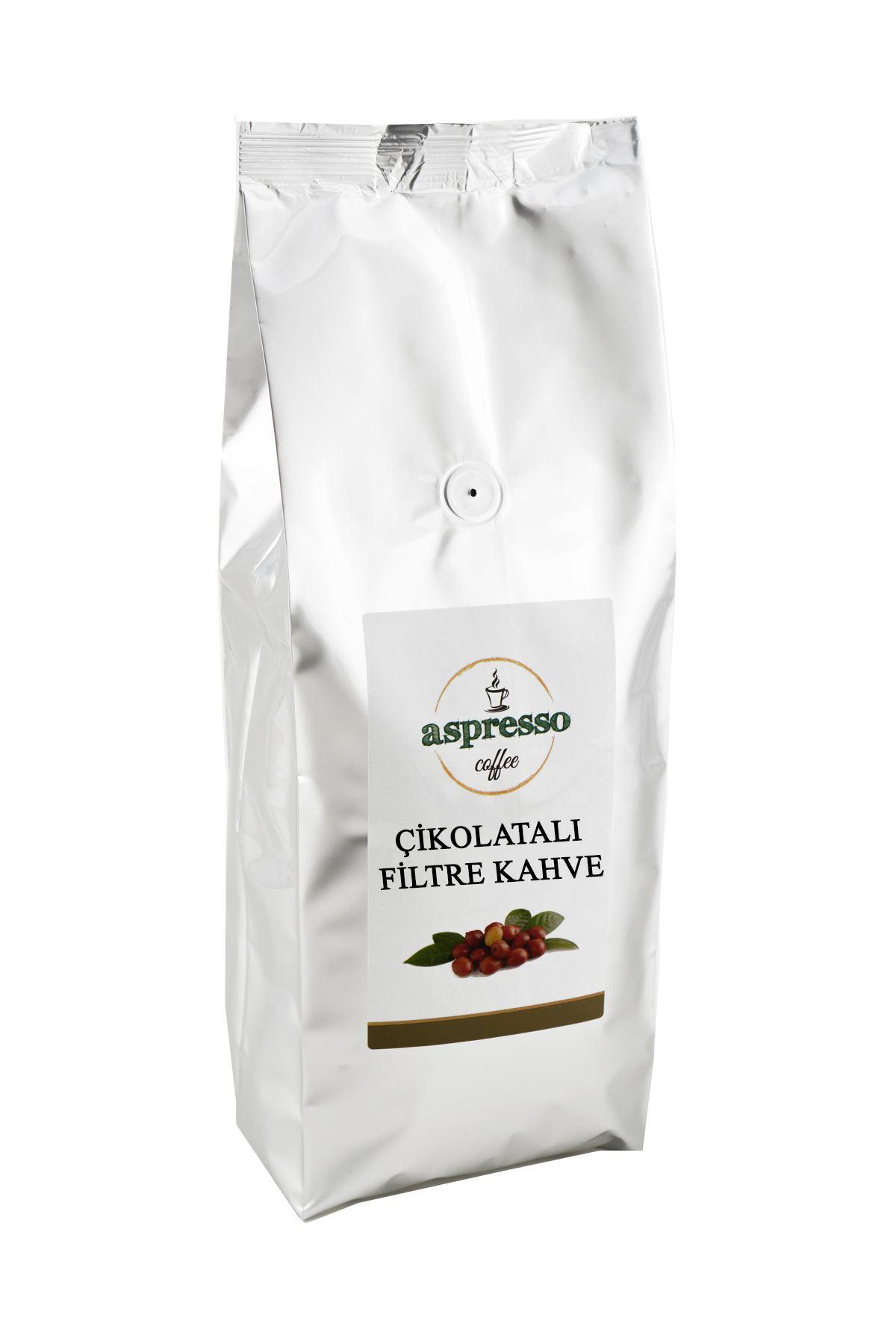 Çikolatalı Filtre Kahve 250 gr.