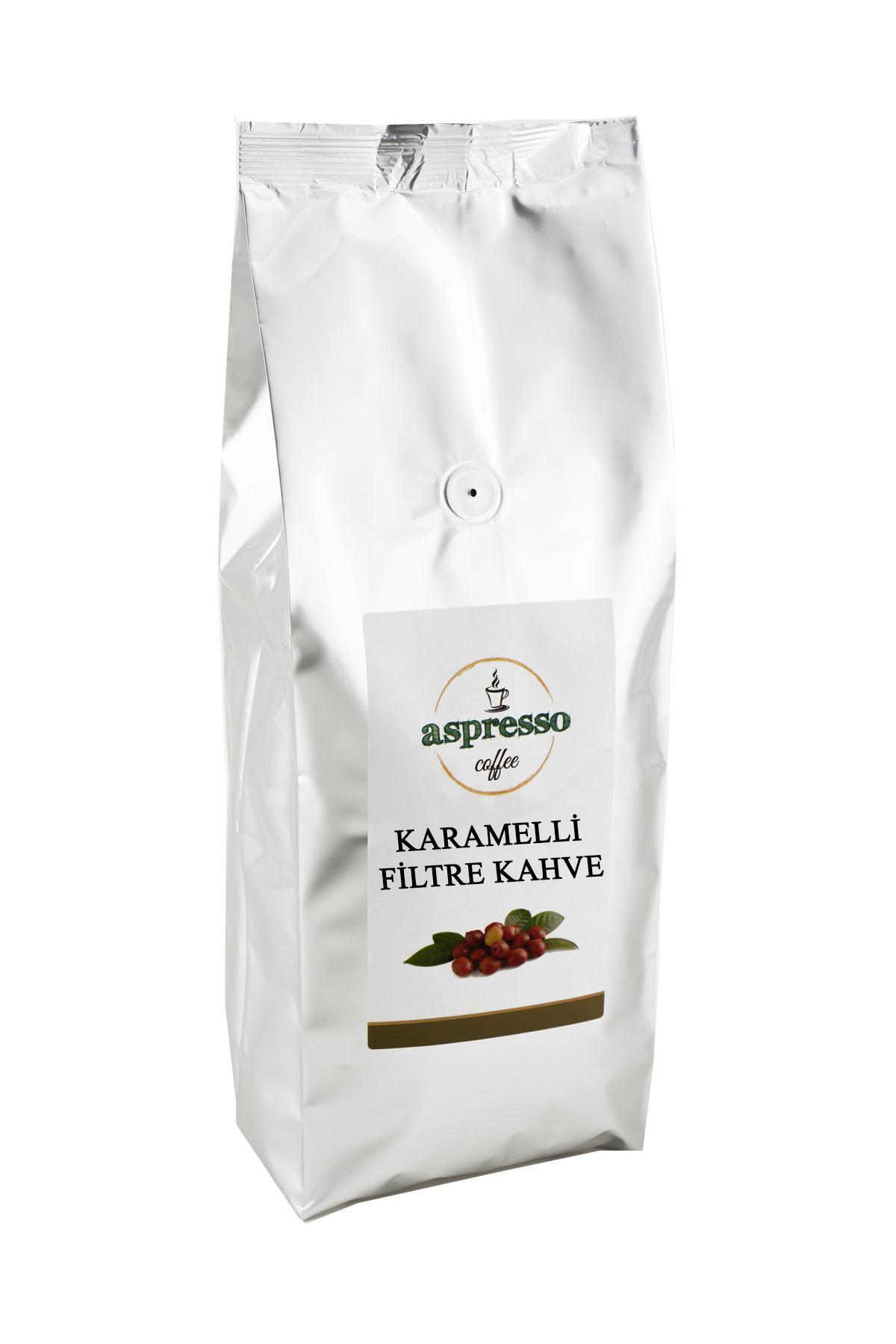 Karamelli Filtre Kahve 250 gr.