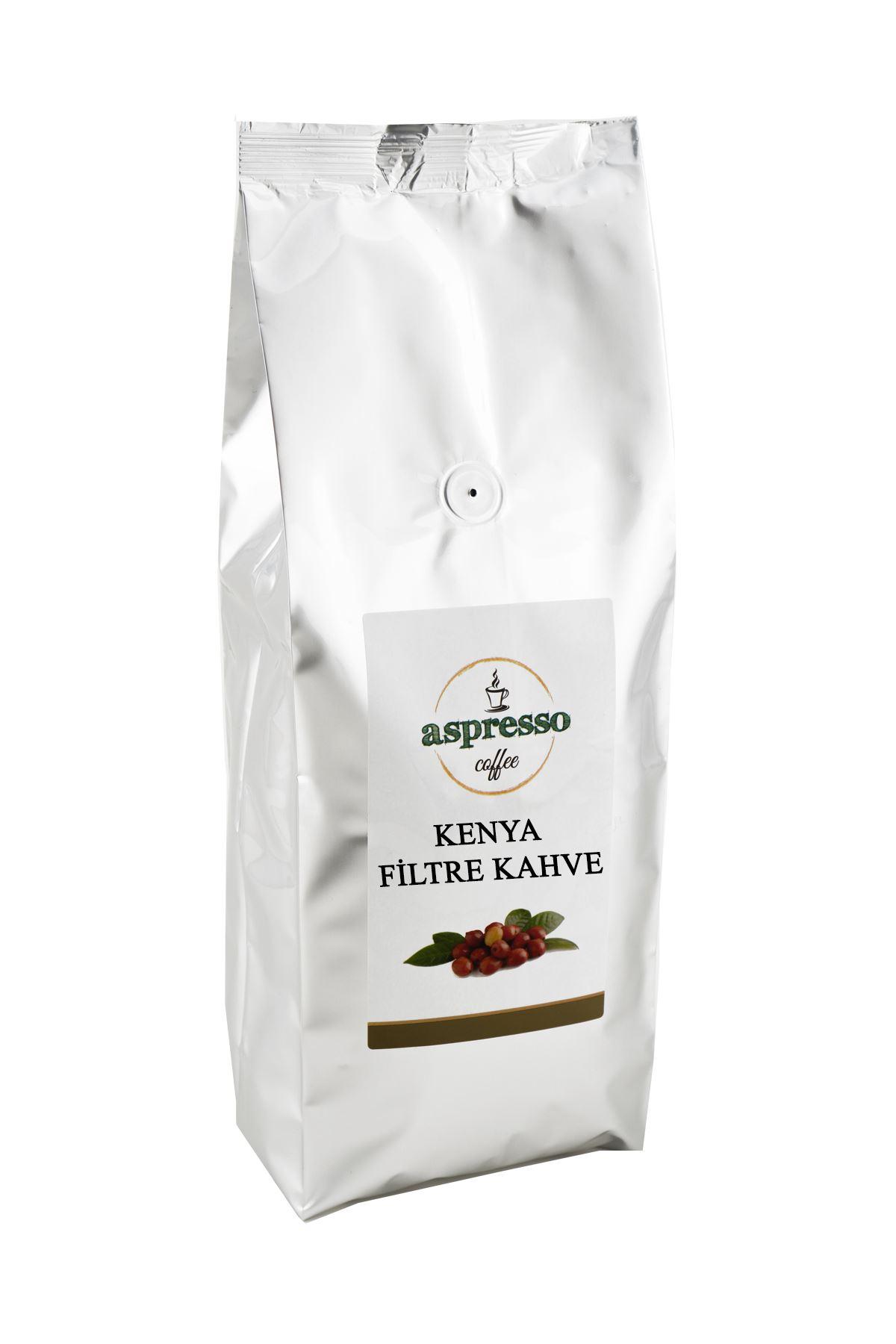 Kenya Filtre Kahve 1000 gr.