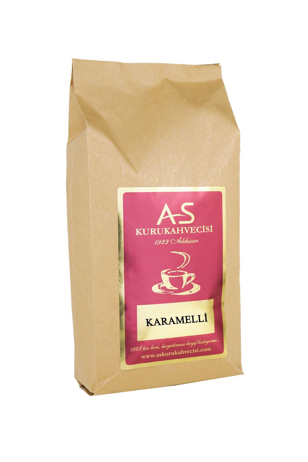 Karamelli Türk Kahvesi 1000 gr.