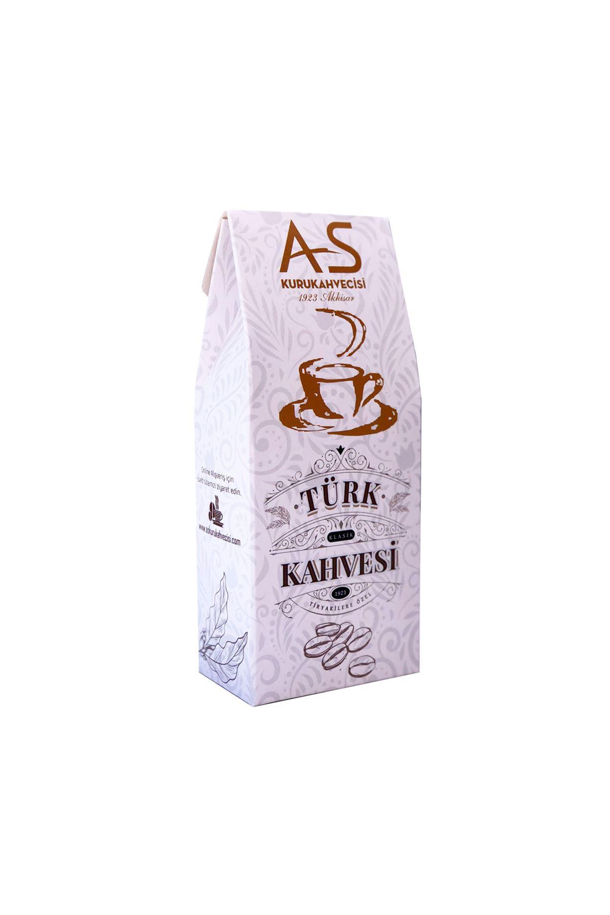 Türk Kahvesi 100 gr. Kutu