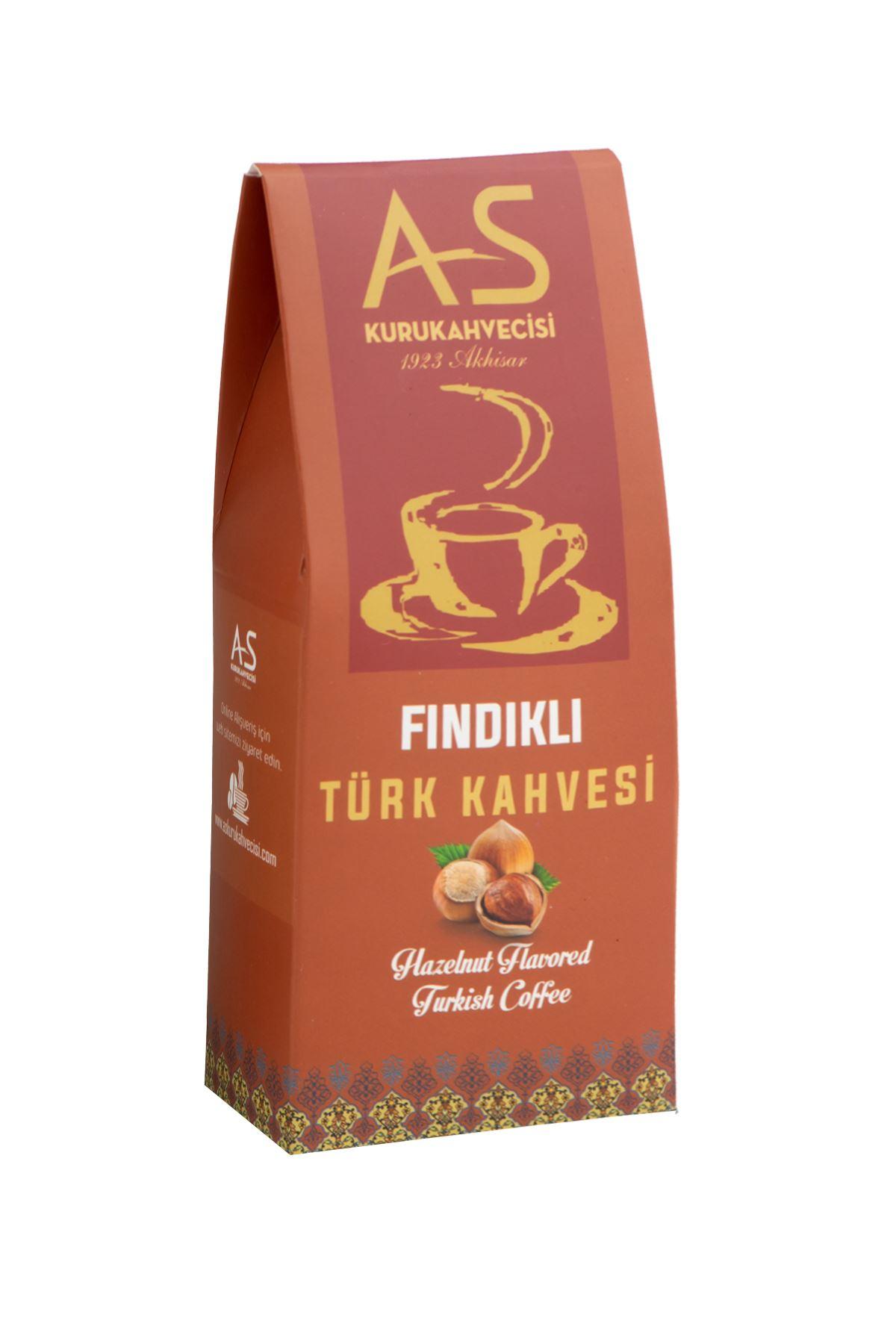Fındıklı Türk Kahvesi 100 gr. Kutu
