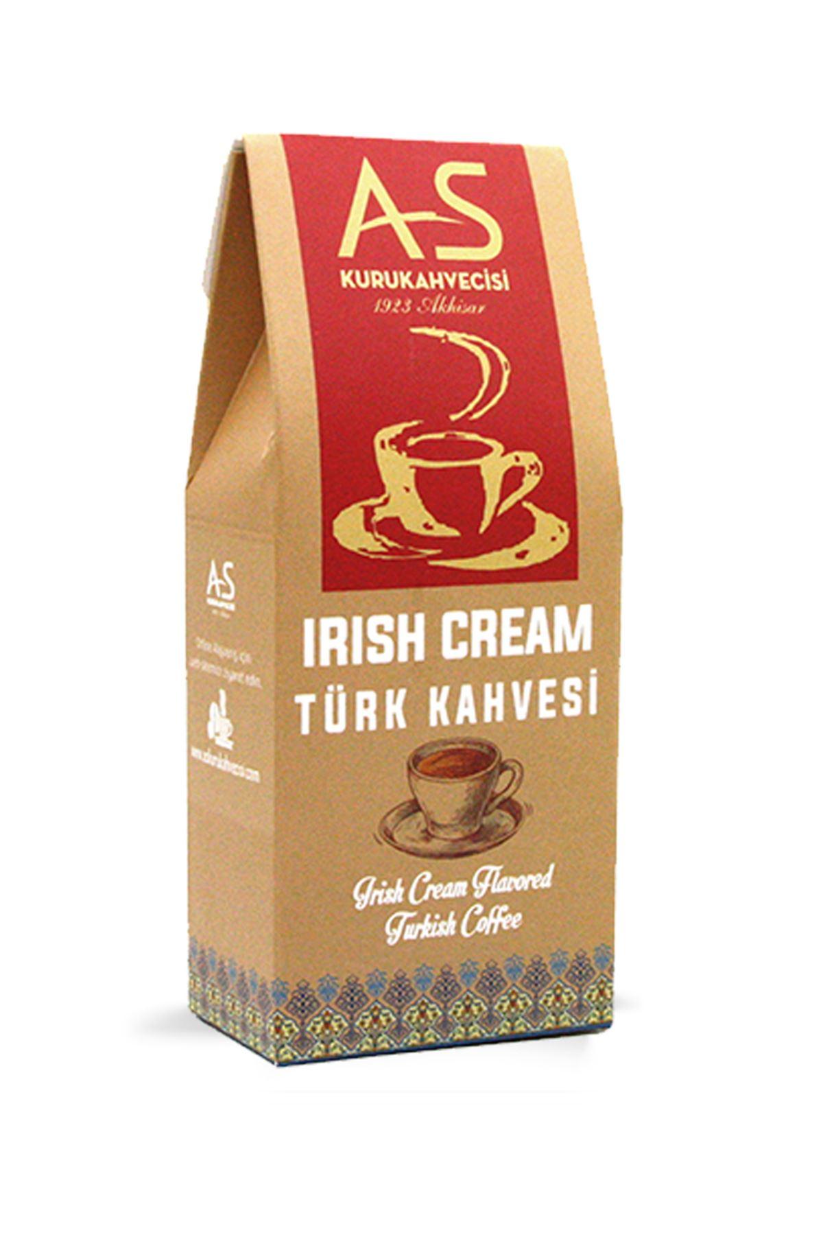 Irish Cream Türk Kahvesi 100 gr. Kutu