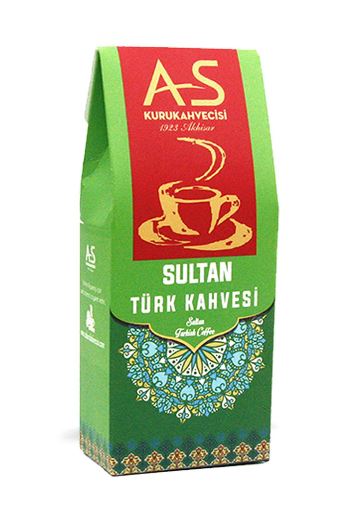 Sultan Türk Kahvesi 100 gr. Kutu