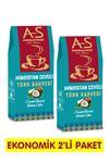 Hindistan Cevizli Türk Kahvesi 100 gr. x 2 Adet